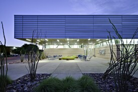 Mesa Community College Health Wellness Building