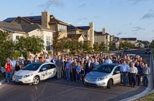 The Pecan Street development is the largest community of concentrated ChevroletVolt owners in the world.