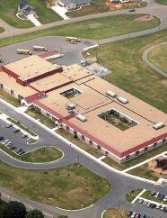 Mountain View Elementary School, Harrisonburg, Va., features a ballasted roof system that now can be considered a cool roof after a study completed by Oak Ridge National Laboratory, Oak Ridge, Tenn.