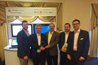 Esri Takes Top Award for Internet of Things Innovation