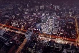 Transform the urban landscape of Quito