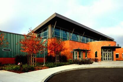 A LEED Gold Facility for Humane Society Silicon Valley