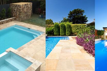 Pool Coping & Edging