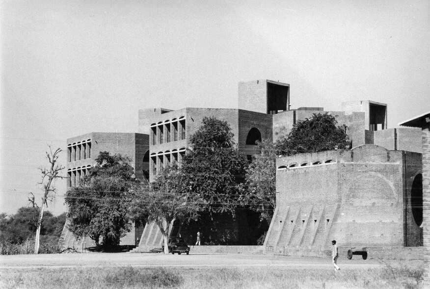 Kahn's Indian Institute of Management in Ahmedabad
