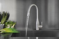 Lenova's Aqualogic Ozone Faucet Improves Kitchen Cleanliness