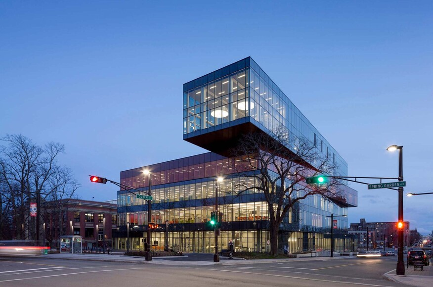 Halifax Central Library | Architect Magazine | Schmidt Hammer Lassen ...