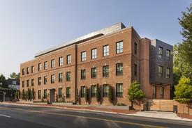Dumbarton Oaks Fellowship House