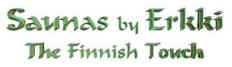 Saunas by Erkki Logo