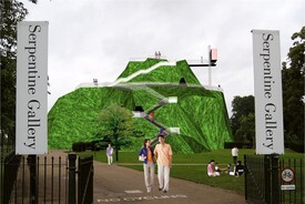 2004 Serpentine Gallery Pavilion