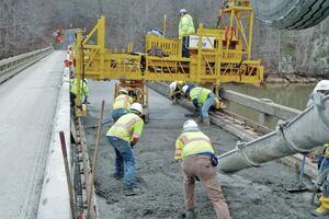 Virginia Turns to Concrete for Bridge Repairs