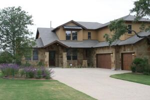 "Green Builders' homes, like this Galena plan in the Texas Hill Country community of Rutherford West, offer homeowners all the ""bells and whistles"" of traditional homes, but with sustainable design, features, and products."