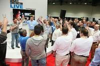 """""""CREWS THAT ROCK"""" Competition to Honor Industry Members at World of Concrete 2014"""
