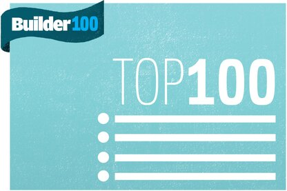 2016 Builder 100: The Top 100 List