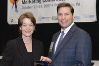 Company Accepts Green Award