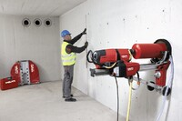Hilti DD AF-CA Auto-Feed Unit with Cut Assist Technology