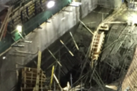 Formwork Collapse on Canadian Megaproject