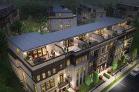 Miller & Smith Announces Next Level Homes at Upper West
