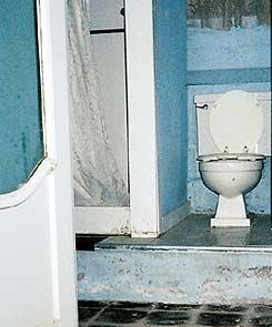 Kitchen Bath Basement Bathroom Retrofit Jlc Online Basement Fixtures Plumbing Bath