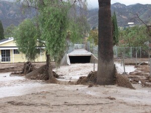 Since 1939, the Department of Public Works' Flood Control District has worked to keep water away from developed areas throughout 20,105-square-mile San Bernardino County, Calif.