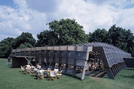 2005 Serpentine Gallery Pavilion