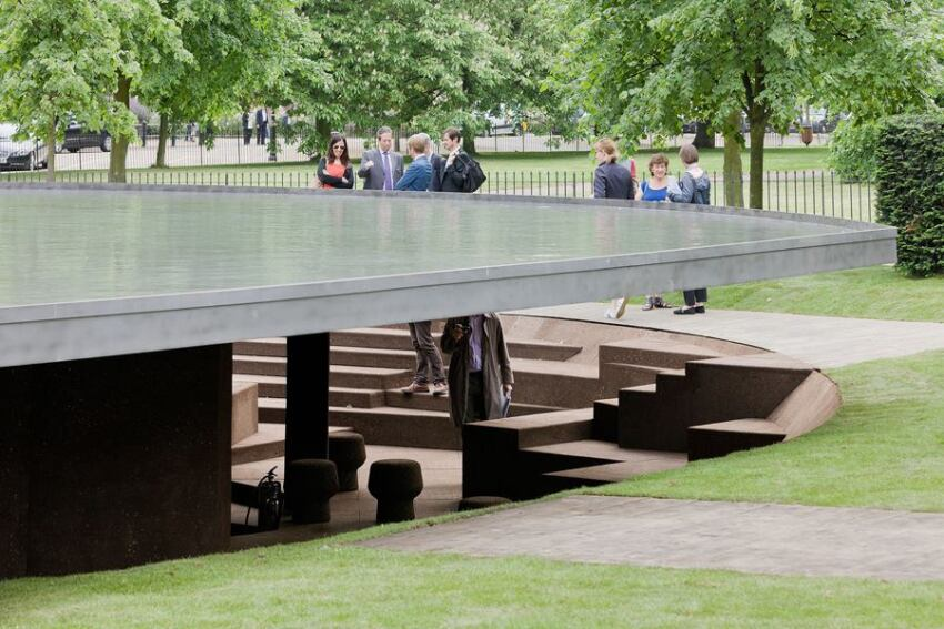 2012 Serpentine Gallery Pavilion Opens