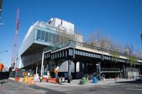 Why  the Whitney Museum Signals a New Turn  For Renzo Piano