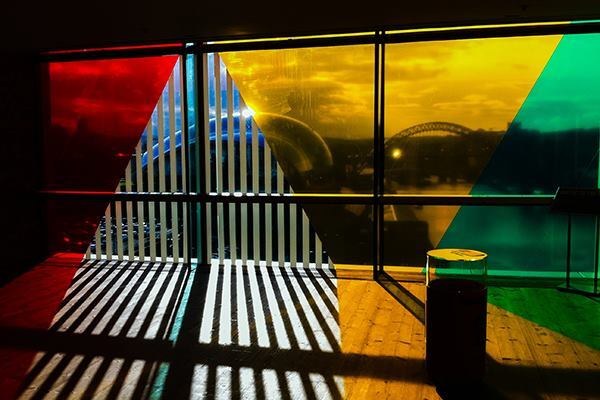 """""""City Through the Colours"""". Newcastle-upon-Tyne, UK. Shortlist: Architecture, Open."""