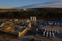 Ready-Mix USA Supplies Concrete for Mercedes Plant
