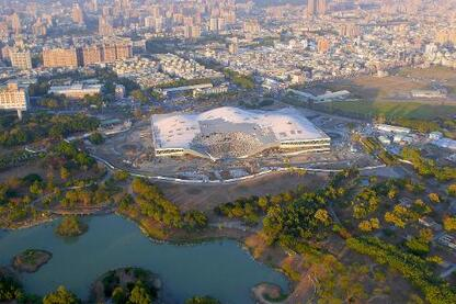National Kaohsiung Center for the Arts (Wei-Wu-Ying)