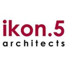 ikon.5 architects Logo