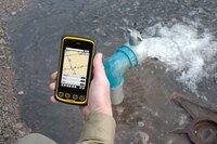 Trimble cloud-based software for smart water infrastructure