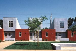 1991 Winner: Housing for Homeless Mothers and Children