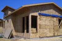 Affordable straw bale homes in Lopez Island, Washington, look to achieve zero energy.