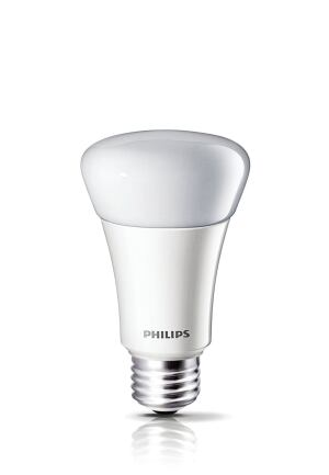 Philips' second-generation A19 LED replacement lamp.