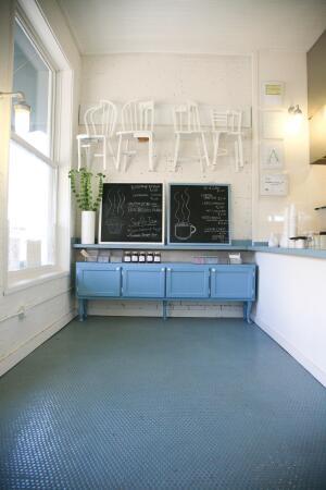 Little Building Café, Starkville, Miss.