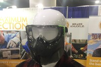 A Face Shield Fit for Darth Vader