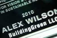 Alex Wilson: 2010 Hanley Award Recipient