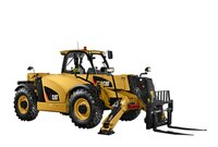 Telehandler Features Load-Sensing Hydraulics and Expanded Work Tool Range