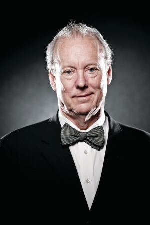 William McDonough, photographed for Eco-Structure Magazine at the National Press Club in Washington DC, 17 February 2011.