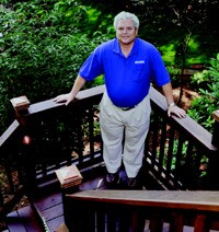 Barry Kemons, owner of Archadeck in Charlotte, N.C., endured a five-month-long IRS compliance audit.