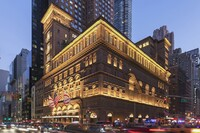 Carnegie Hall Studio Towers Renovation Project