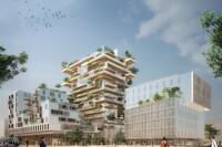 Wooden Tower in Bordeaux Could Be World's Tallest