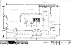 Nkba Recognizes Students For Kitchen Design Aptitude Residential Architect Kitchen