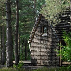 The Modern Seaweed House, by Vandkunsten architects.