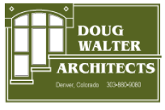 Doug Walter Architects Logo