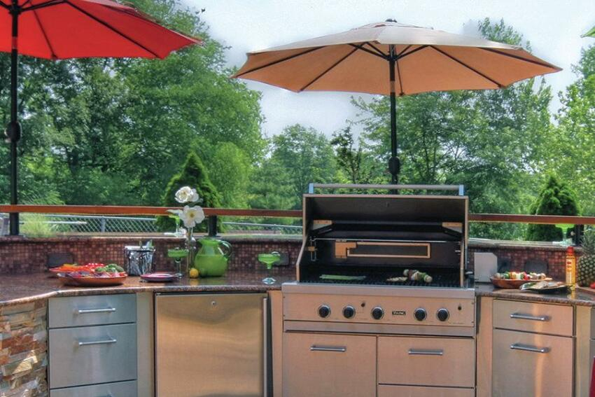 More Outdoors: Increased Interest in Outdoor Living