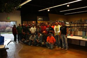 The Colorado Hardscapes team turns design dreams into reality.