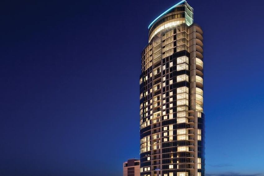 The Austonian Delivers High-Rise Luxury Green Living