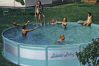 The History of Aboveground Pools: Playing for Keeps
