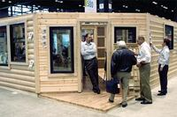 Display house Built With FSC-Certified Materials